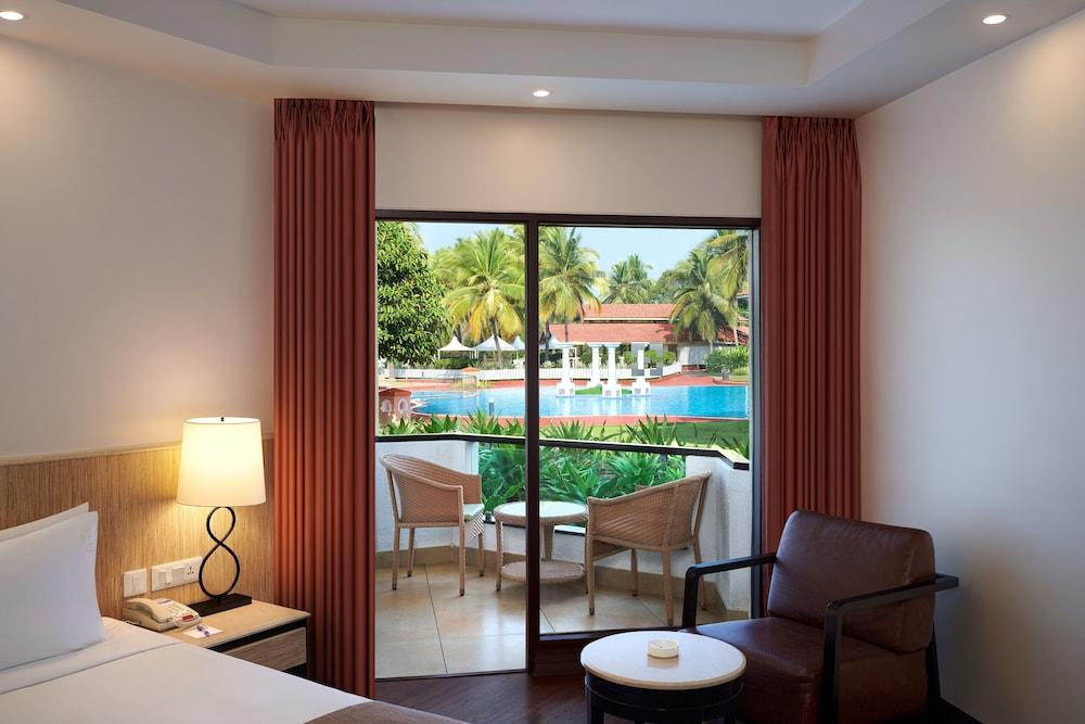 image 1 at Holiday Inn Resort Goa, an IHG Hotel by Mobor Beach Cavelossim Cavelossim Goa 403 731 India