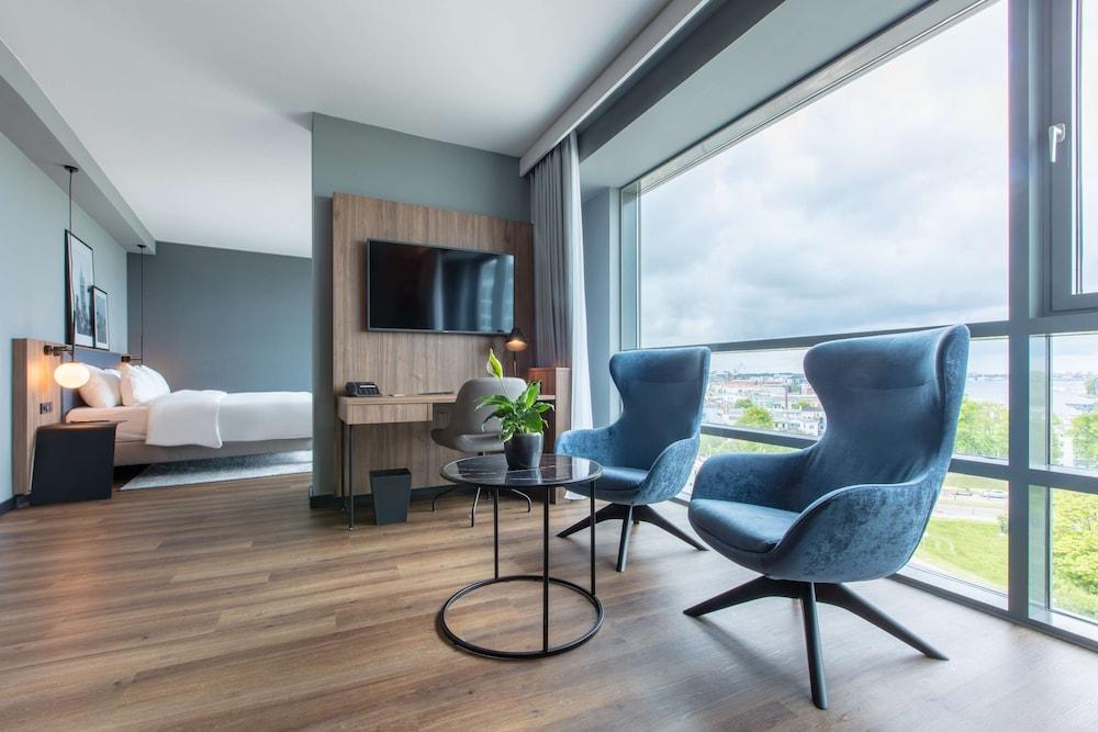 image 1 at Radisson Blu Hotel, Rostock by Lange Strasse 40 Rostock MV 18055 Germany