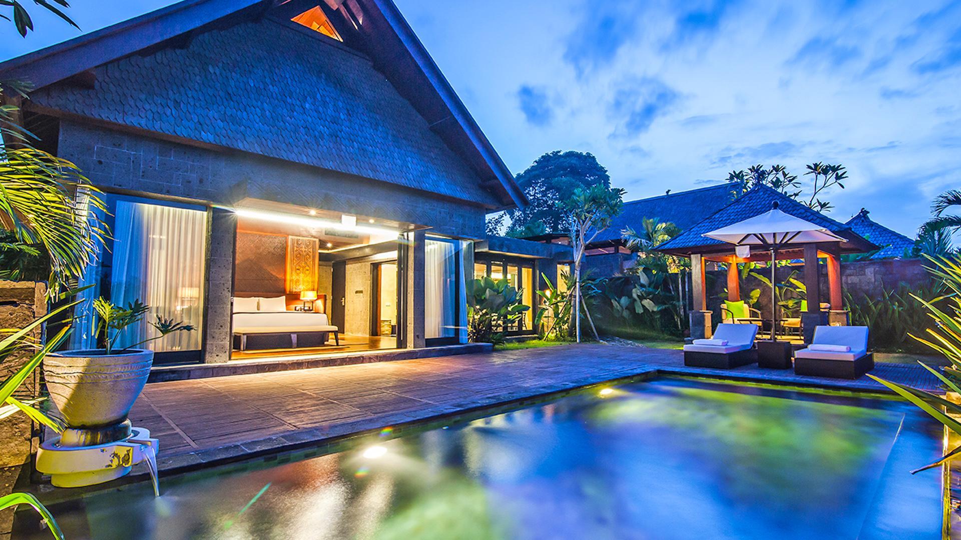 One Bedroom Garden Pool Villa image 1 at Sanctoo Suites & Villas by Kabupaten Gianyar, Bali, Indonesia