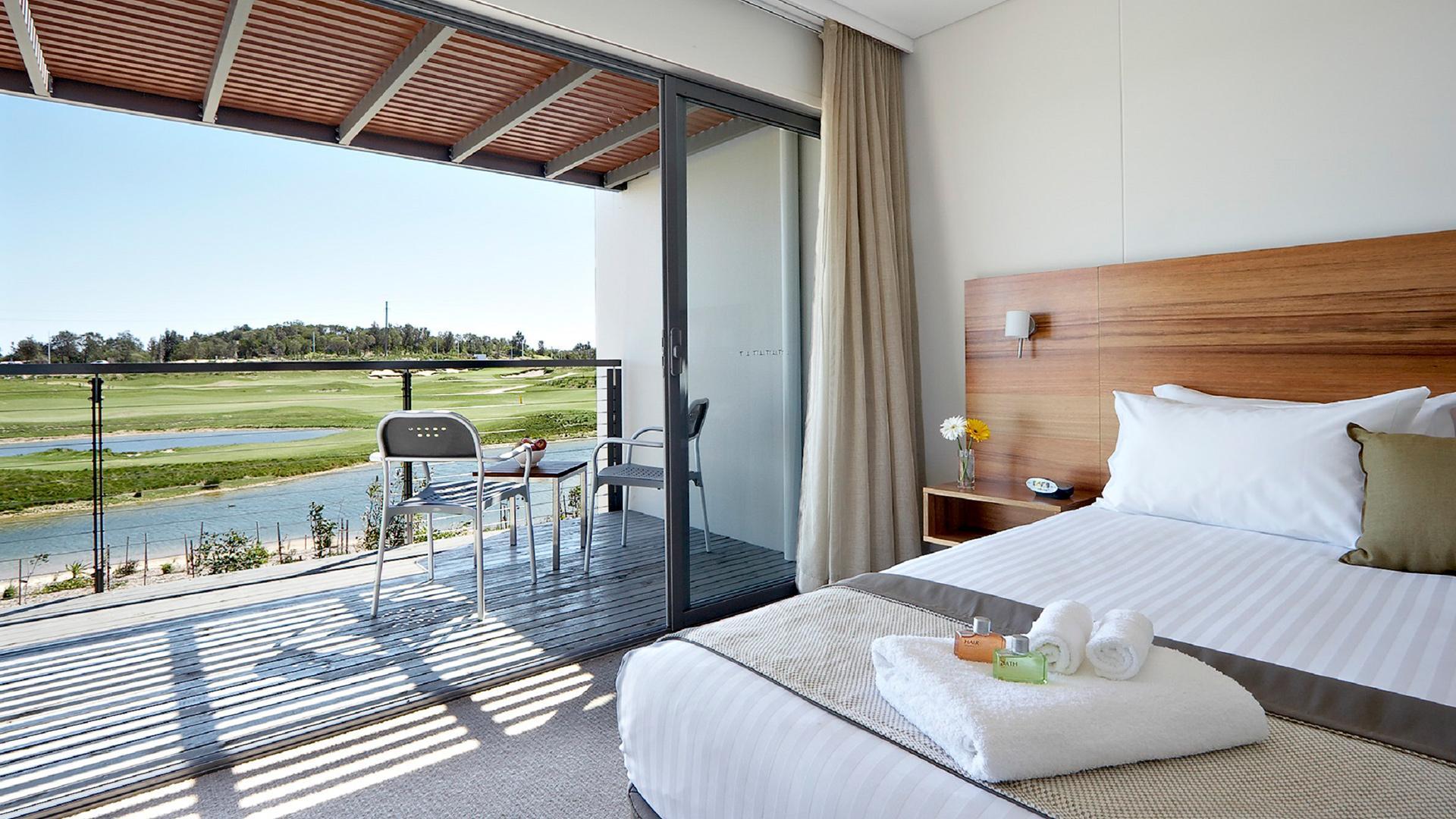 Studio Guestroom image 1 at Pullman Magenta Shores Resort by Wyong Shire Council, New South Wales, Australia