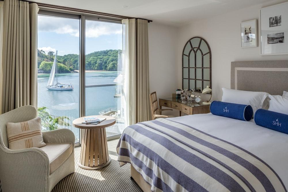 image 1 at Salcombe Harbour Hotel & Spa by Cliff Road Salcombe England TQ8 8JH United Kingdom