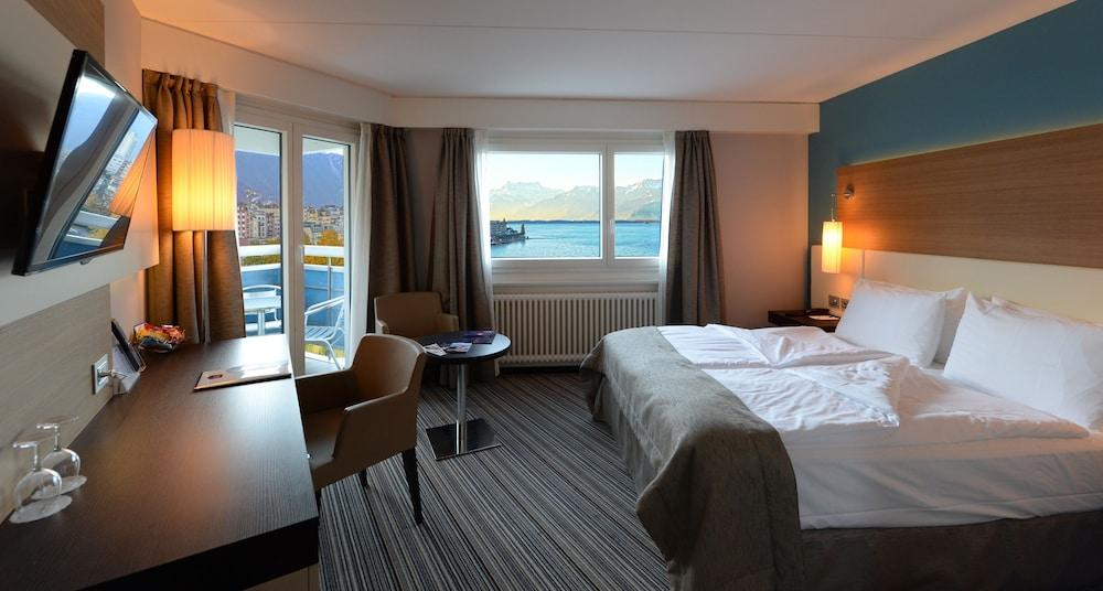 image 1 at Eurotel Montreux by Grand-Rue 81 Montreux VD 1820 Switzerland