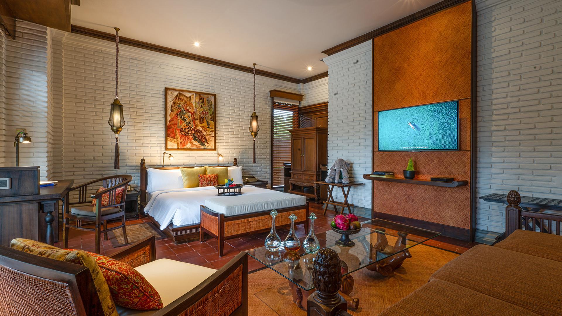 One Bedroom Club Suite image 1 at Tanah Gajah, a Resort by Hadiprana by Kabupaten Gianyar, Bali, Indonesia