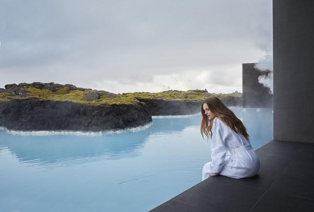 image 1 at The Retreat at Blue Lagoon Iceland by Norðurljósavegur 9 Grindavik Southern Peninsula 240 Iceland