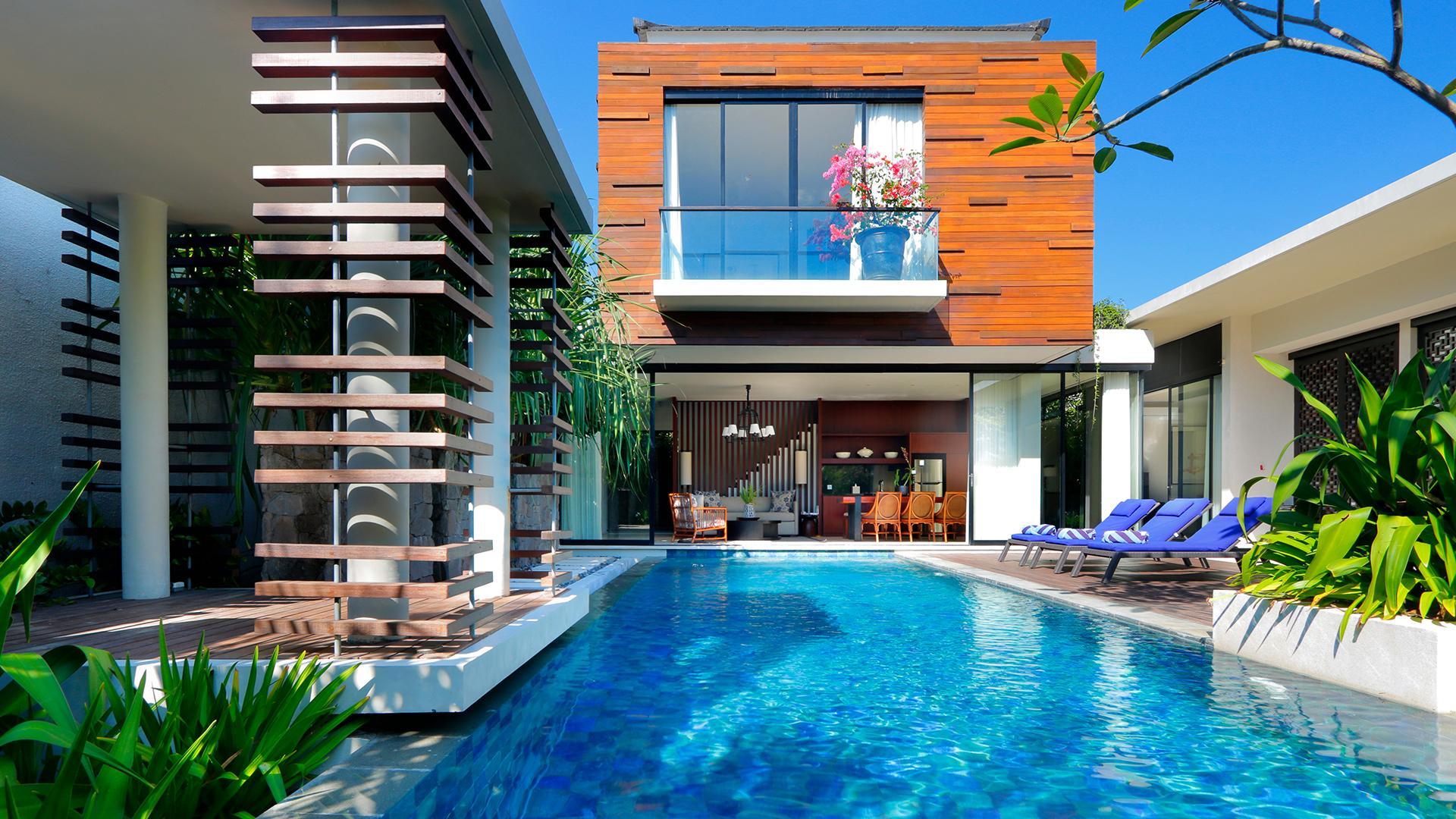 Two Bedroom Pool Villa image 1 at Vinila Villas by Kabupaten Badung, Bali, Indonesia