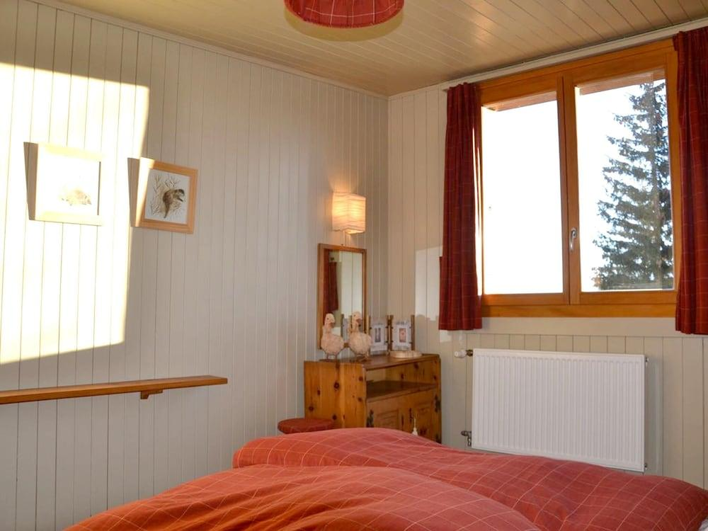 image 1 at Chalet With 4 Bedrooms in Anzère, With Wonderful Mountain View, Furnished Garden and Wifi - 100 m From the Slopes by Rue des Dailles 19 Ayent Valais 1972 Switzerland