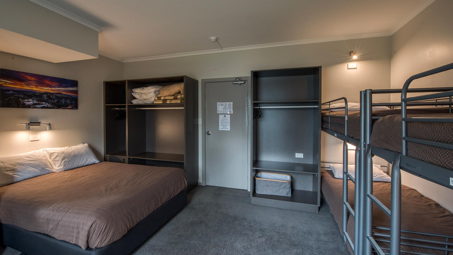 Kalyna Ski Club Room image 1 at Kalyna Ski Club by Mount Hotham Alpine Resort (Unincorporated), Victoria, Australia