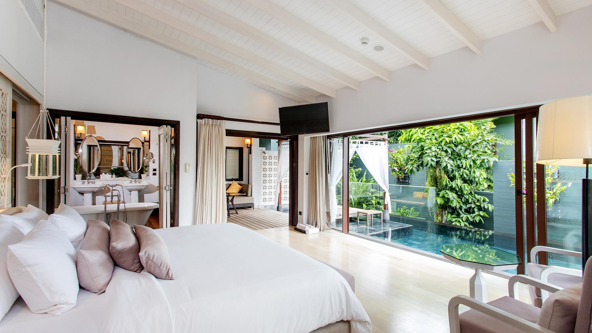 One Bedroom Pool Villa image 1 at The Shore at Katathani by Amphoe Mueang Phuket, Chang Wat Phuket, Thailand