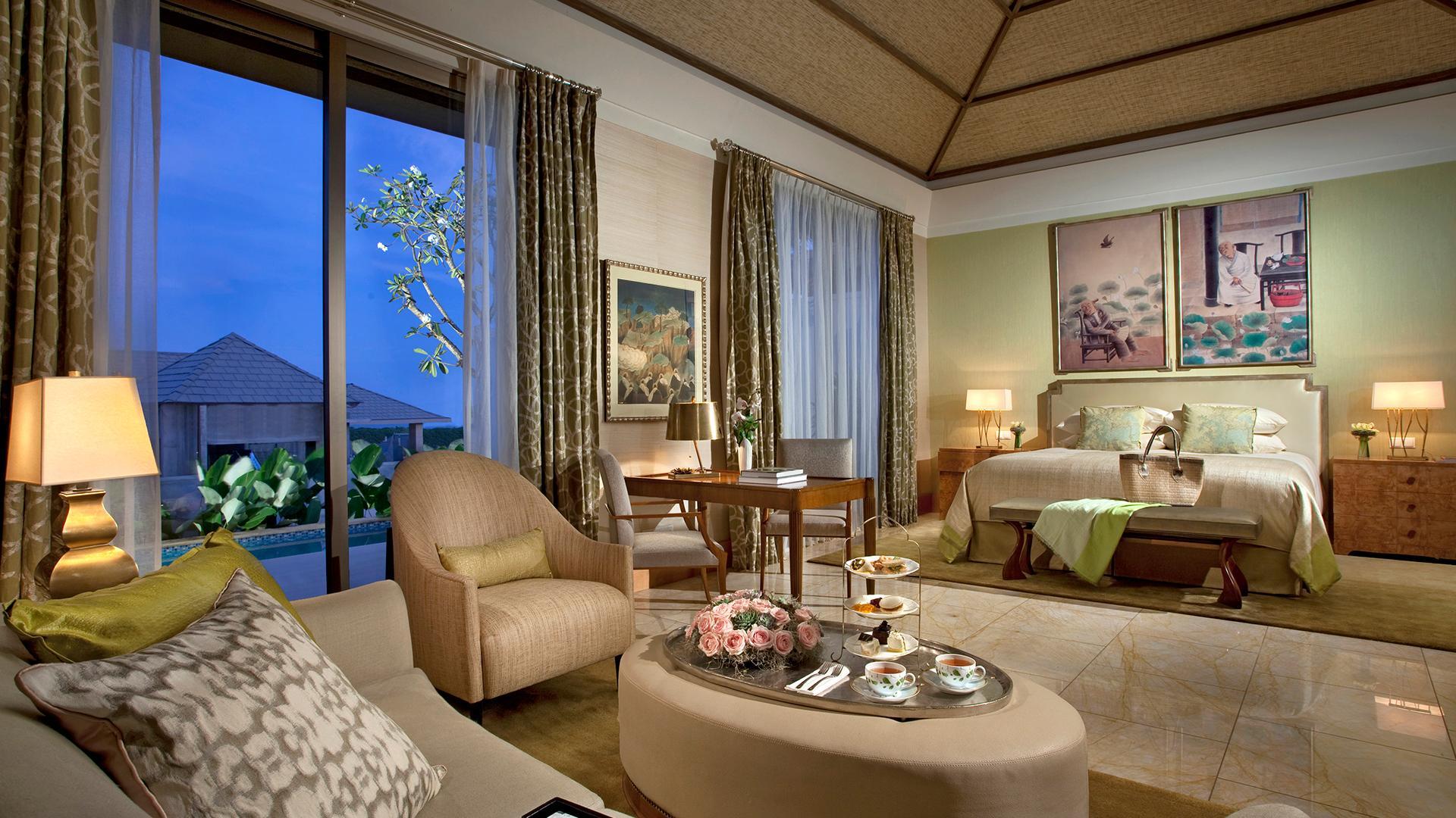 One Bedroom Ocean Pool Villa image 1 at Mulia Villas by Kabupaten Badung, Bali, Indonesia