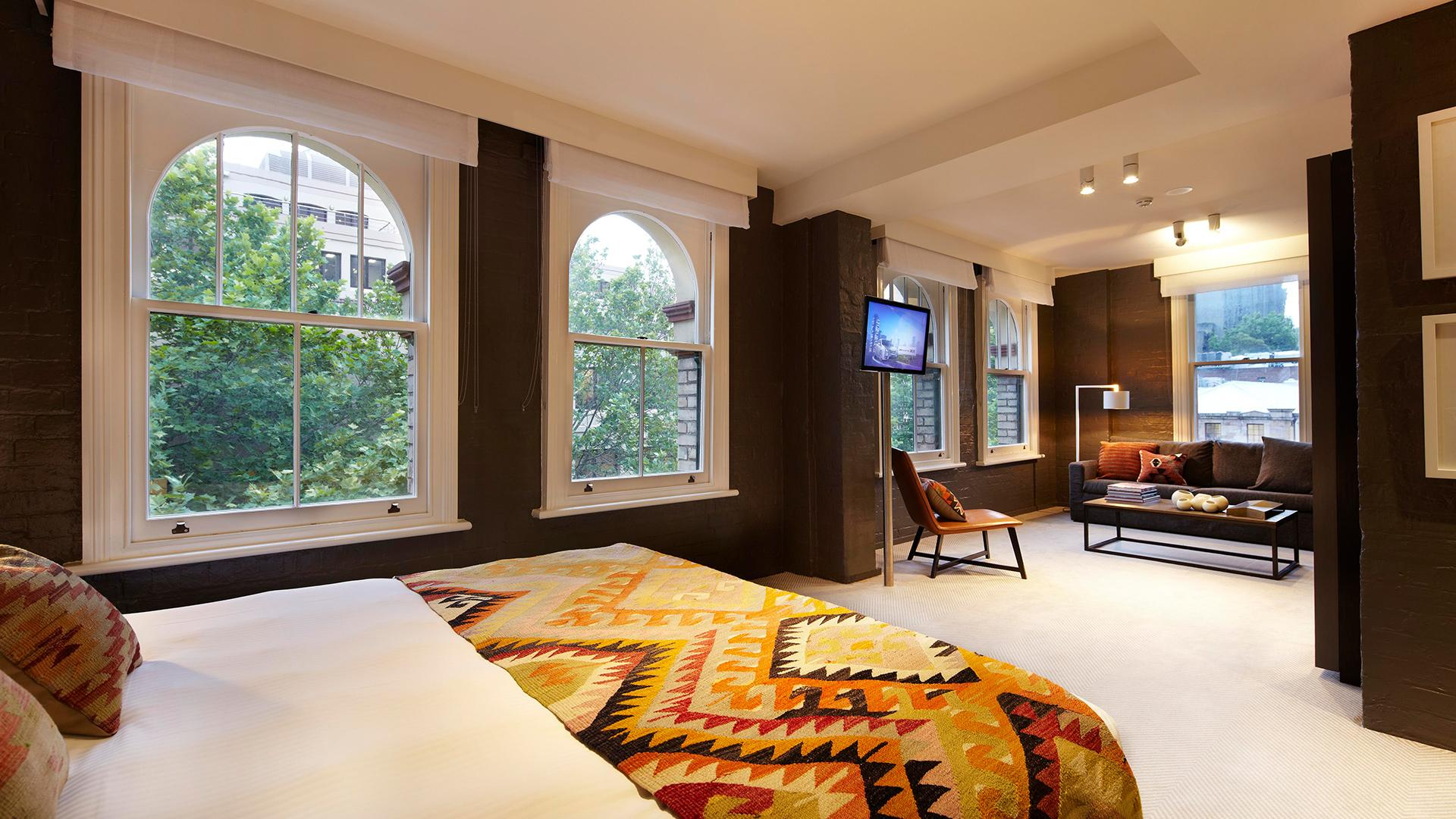 Studio Suite Gourmet Package image 1 at Harbour Rocks Hotel Sydney – MGallery by Sofitel by Council of the City of Sydney, New South Wales, Australia