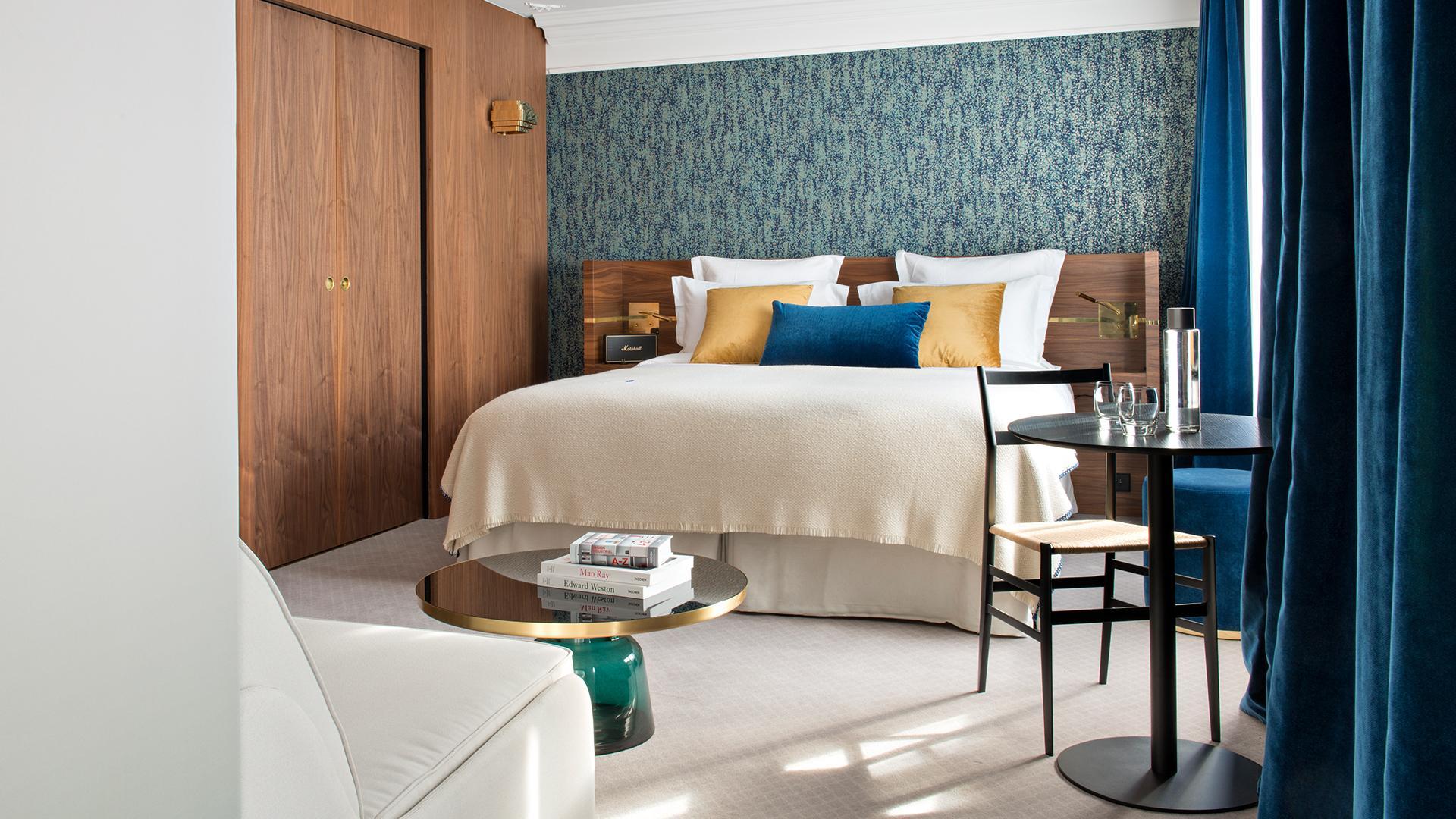 Junior Suite image 1 at Hotel Parister by Arrondissement de Paris, Île-de-France, France