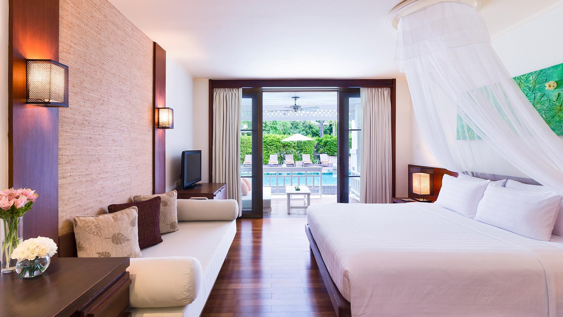 Lanai Pool Access Room image 1 at Pullman Pattaya Hotel G by Amphoe Bang Lamung, Chang Wat Chon Buri, Thailand