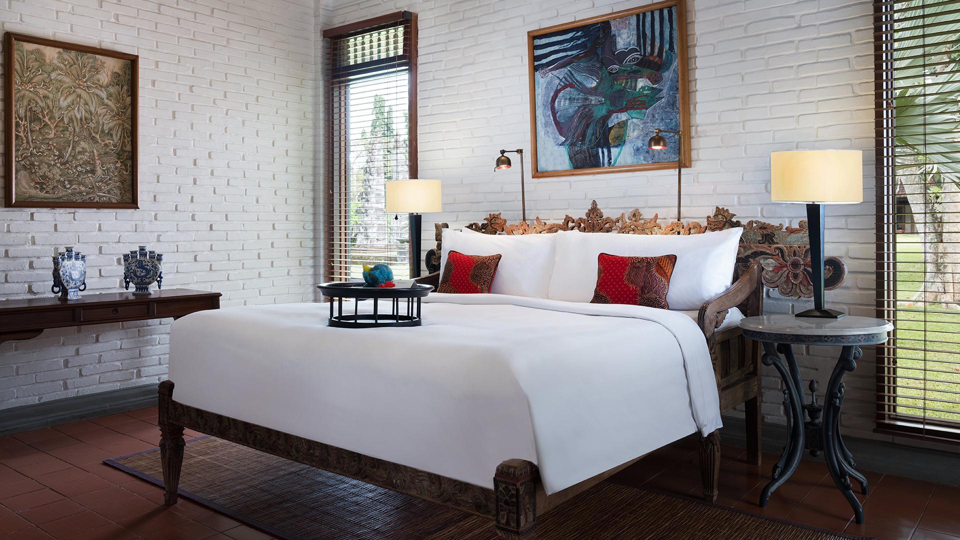 Two Bedroom Club Family Pool Villa image 1 at Tanah Gajah, a Resort by Hadiprana by Kabupaten Gianyar, Bali, Indonesia