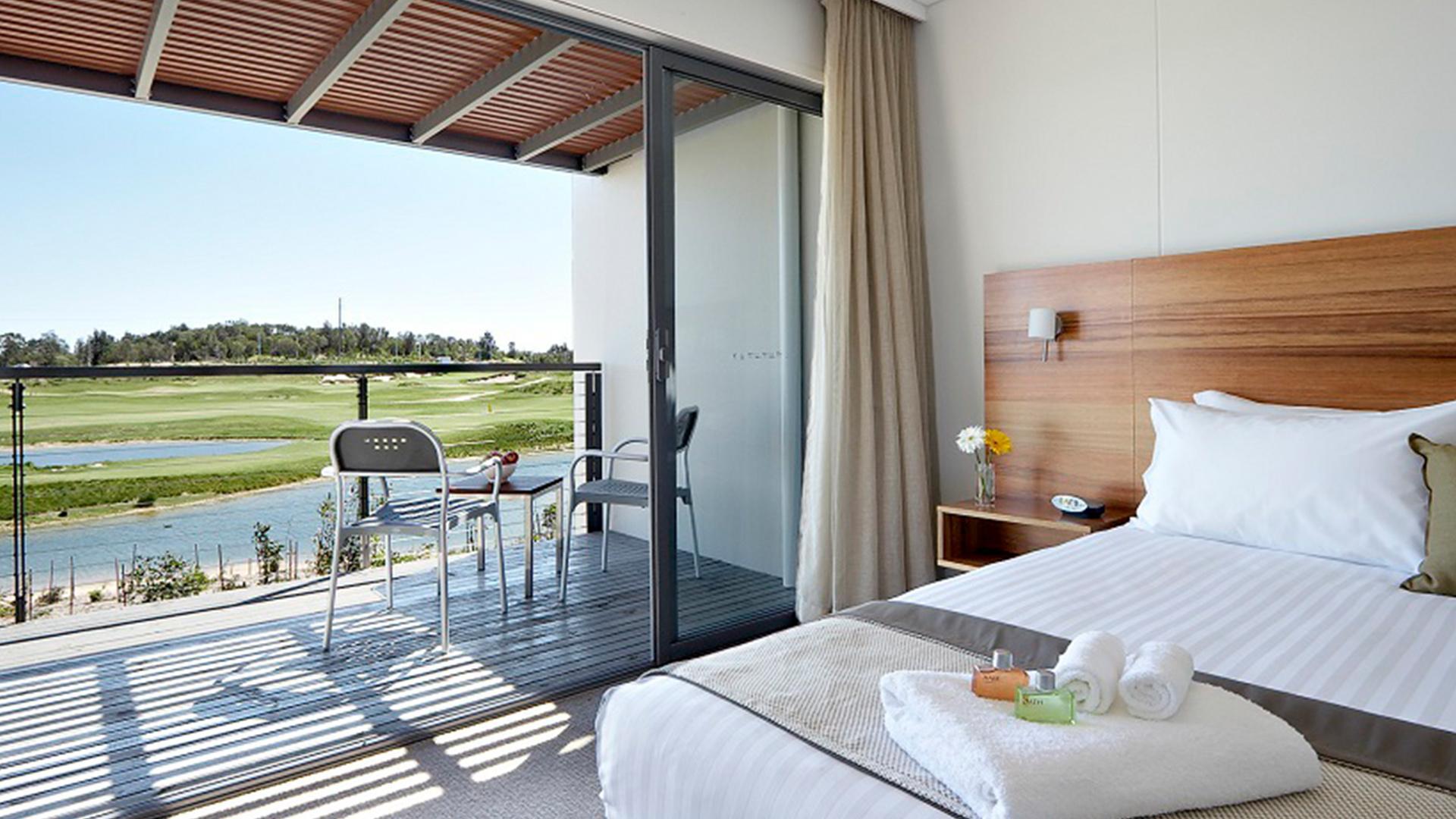 Studio Guestroom 2020 image 1 at Pullman Magenta Shores Resort by Wyong Shire Council, New South Wales, Australia