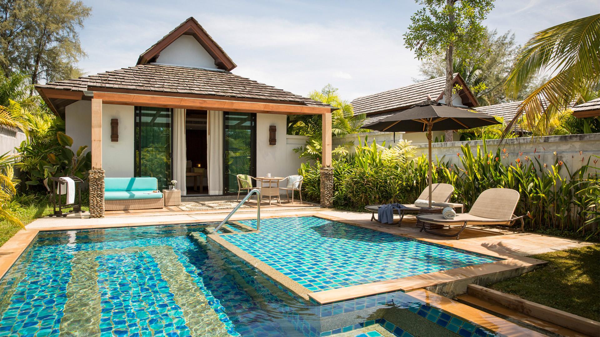 Superior Pool Bungalow image 1 at Robinson Club Khao Lak by Amphoe Takua Pa, Chang Wat Phang-nga, Thailand
