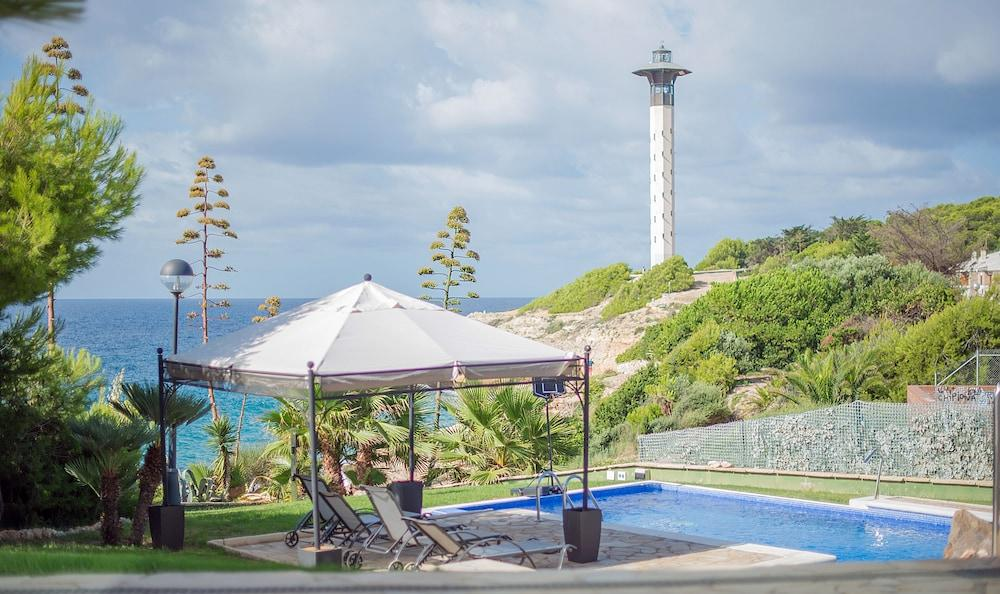 image 1 at Villa Lighthouse in Torredembarra by Passeig del Roquer, 6 Torredembarra 43003 Spain