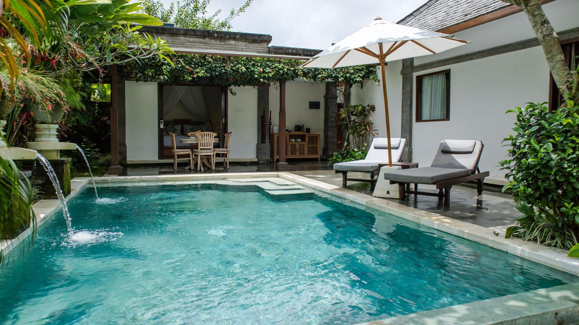 Two Bedroom Pool Villa image 1 at  Desa Visesa Ubud by Gianyar, Bali, Indonesia
