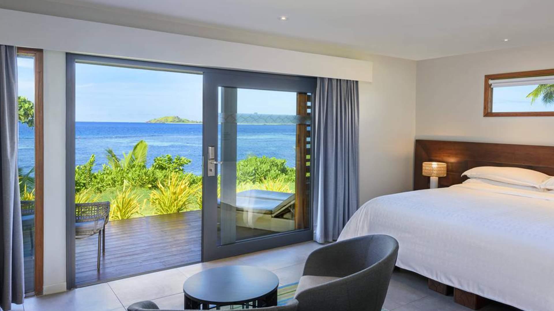 Ocean Front image 1 at Sheraton Resort & Spa, Tokoriki Island, Fiji by null, null, Fiji