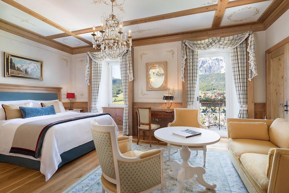 image 1 at Cristallo, a Luxury Collection Resort & Spa by Via Rinaldo Menardi 42 Cortina d'Ampezzo BL 32043 Italy
