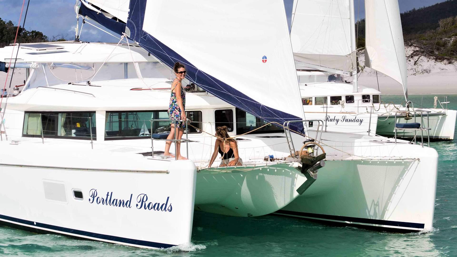 Portland Roads image 1 at Portland Roads – Sailing the Whitsundays by Whitsunday Regional, Queensland, Australia