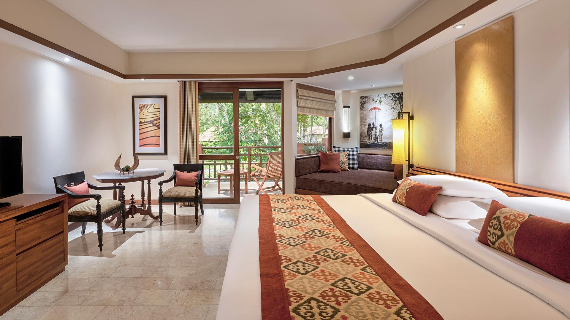 Standard Grand Room image 1 at Grand Hyatt Bali by Kabupaten Badung, Bali, Indonesia