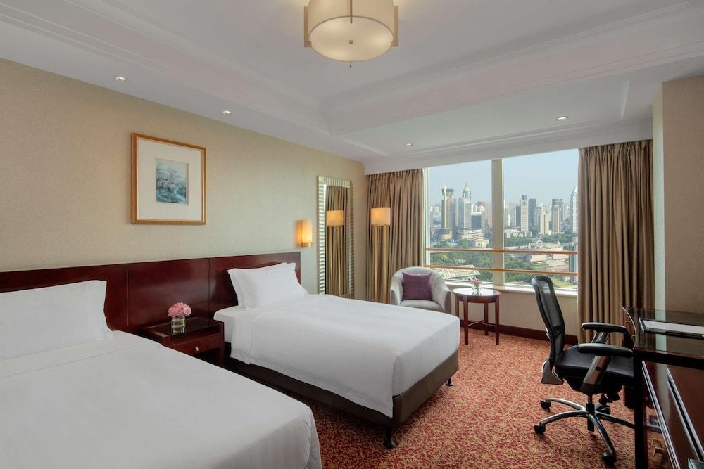 image 1 at Radisson Blu Hotel Shanghai New World by 88 Nanjing West Road Shanghai Shanghai 200003 China