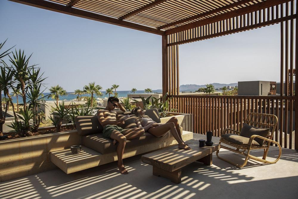 image 1 at Domes Zeen Chania, a Luxury Collection Resort, Crete by Makrys Tichos Chania Greece