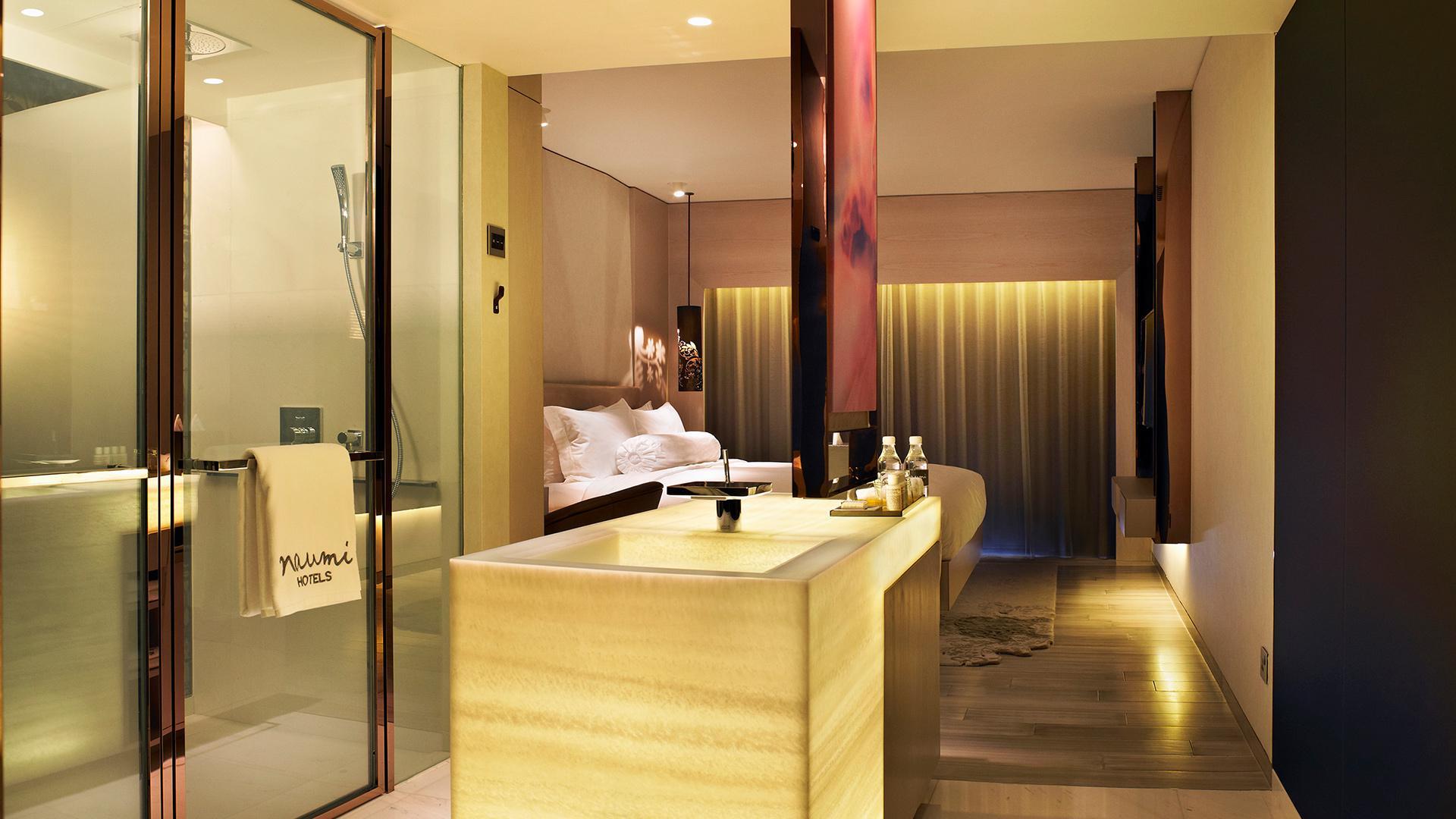 Habitat Room image 1 at Naumi Hotel Singapore by null, null, Singapore