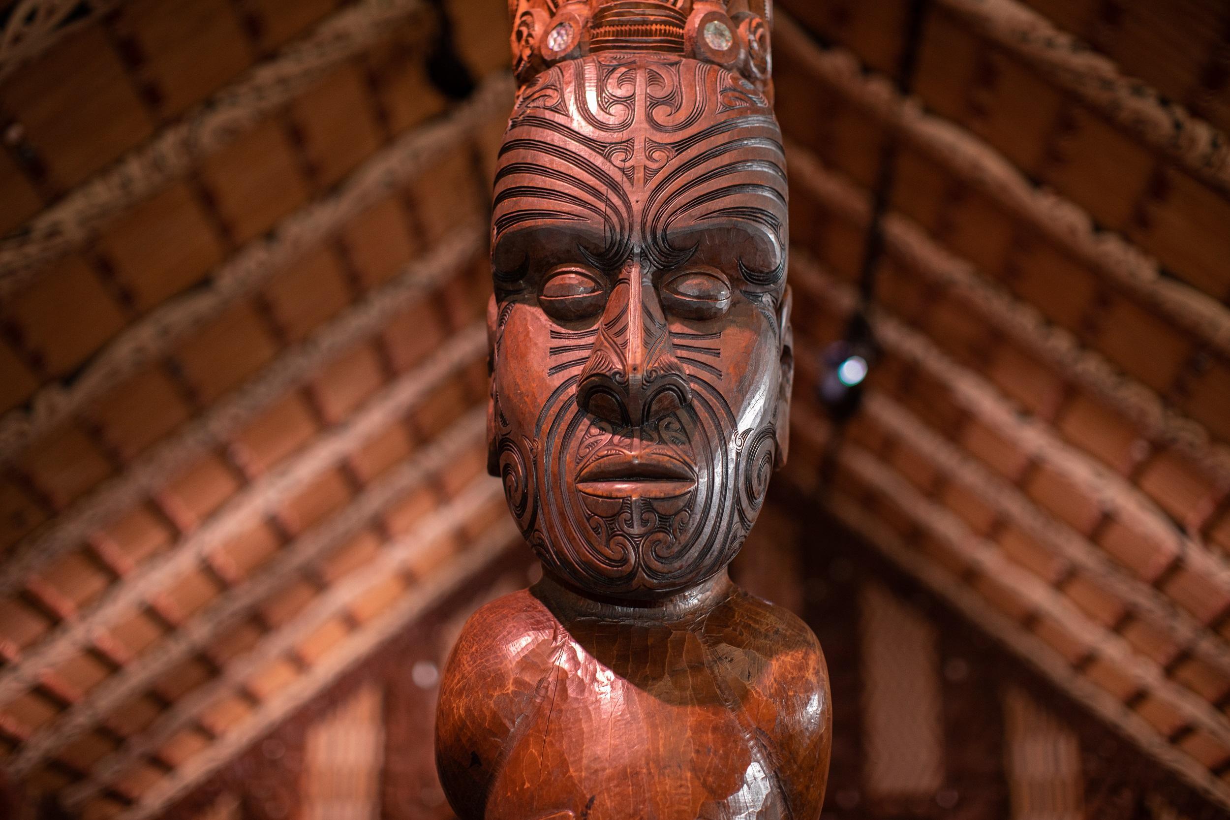 Te Kōngahu Museum of Waitangi