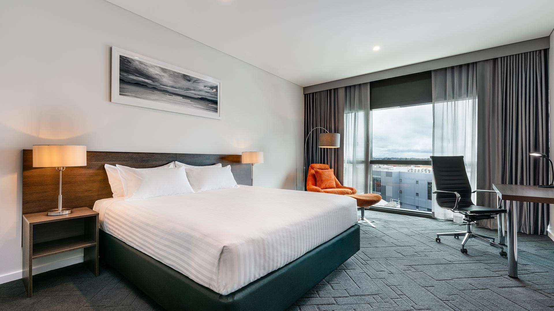 Premier King Room  image 1 at Vibe Hotel Subiaco Perth by City of Subiaco, Western Australia, Australia