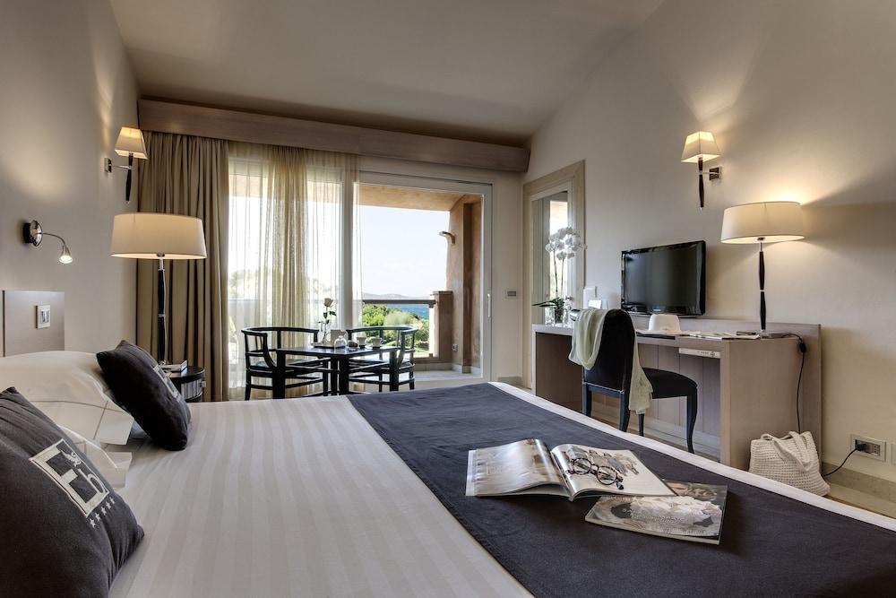 image 1 at L'Ea Bianca Luxury Resort by Loc. Cala dei Ginepri Baja Sardinia Arzachena OT 7021 Italy