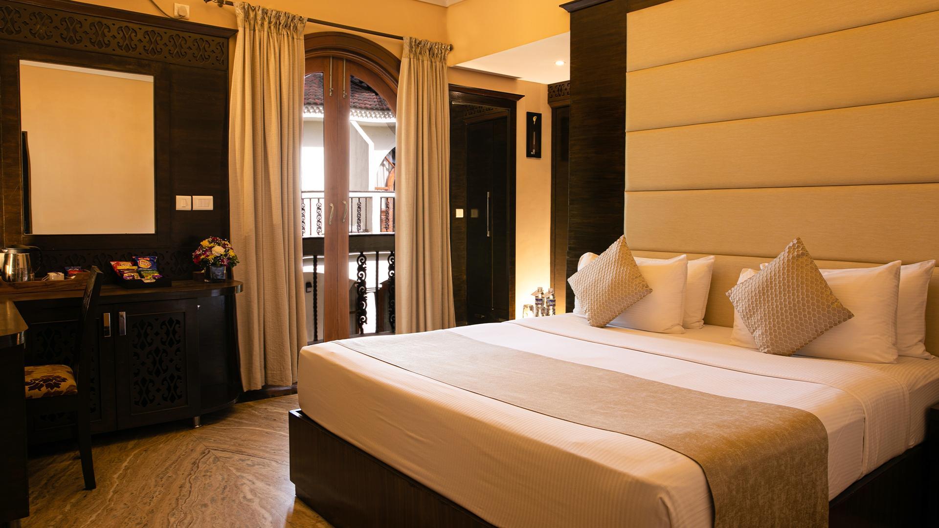 Four Bedroom Villa image 1 at Resort Rio by North Goa, Goa, India