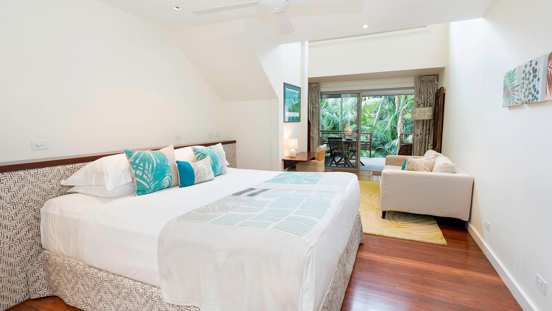 Banyan Suite image 1 at Arajilla Retreat by , New South Wales, Australia