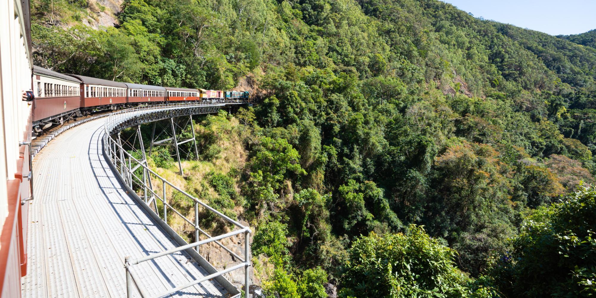 Kurunda Scenic Railway
