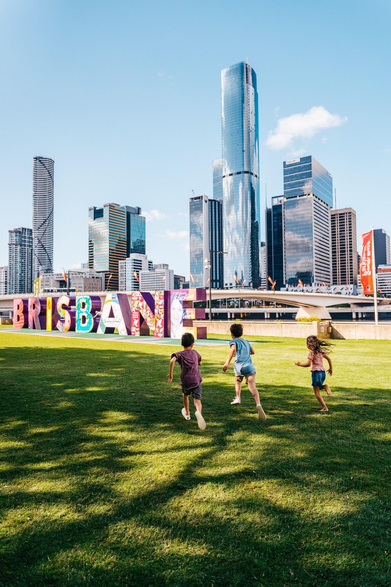 Brisbane Greeters Tour