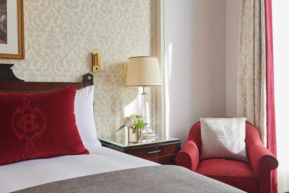 image 1 at InterContinental Paris le Grand, an IHG Hotel by 2 Rue Scribe Paris Paris 75009 France