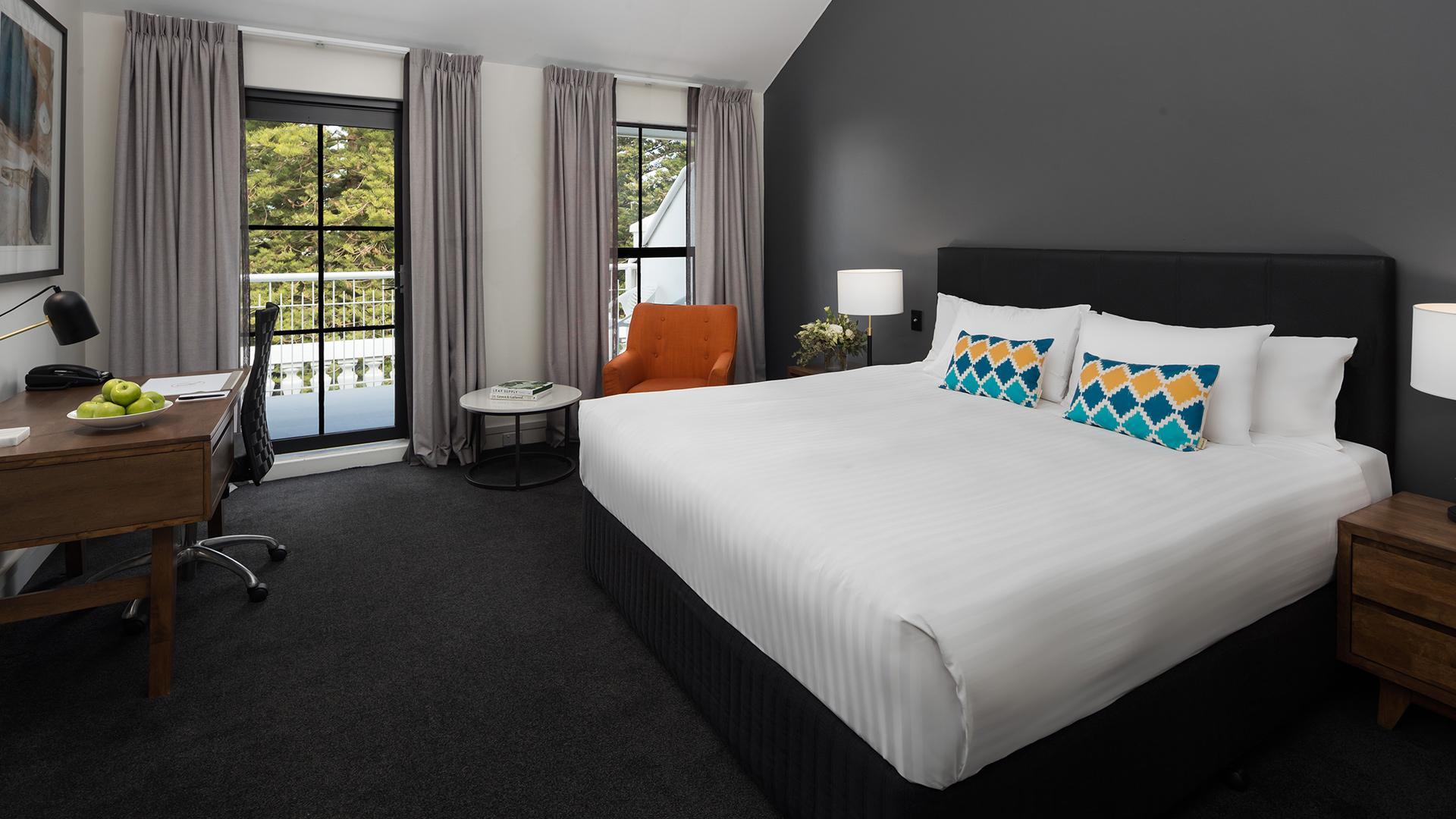 King Spa Room - Rottnest Ferry Upgrade image 1 at Esplanade Hotel Fremantle by Rydges  by City of Fremantle, Western Australia, Australia