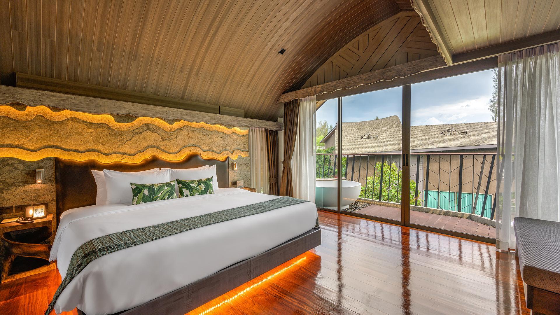 One-Bedroom Pool Villa Duplex image 1 at Kalima Resort and Villas Khao Lak by Amphoe Thai Mueang, Phang-nga, Thailand
