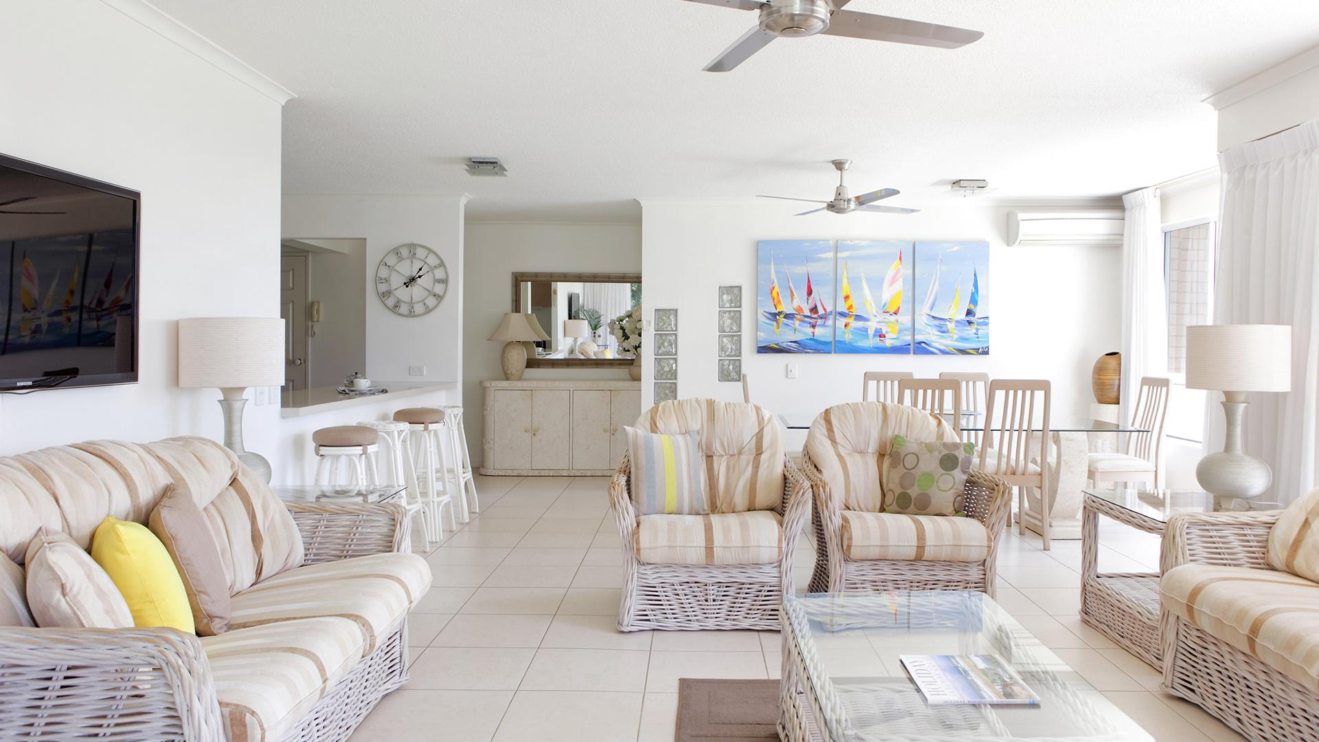 Two-Bedroom Apartment  image 1 at Macquarie Lodge Apartments by Noosa Shire, Queensland, Australia