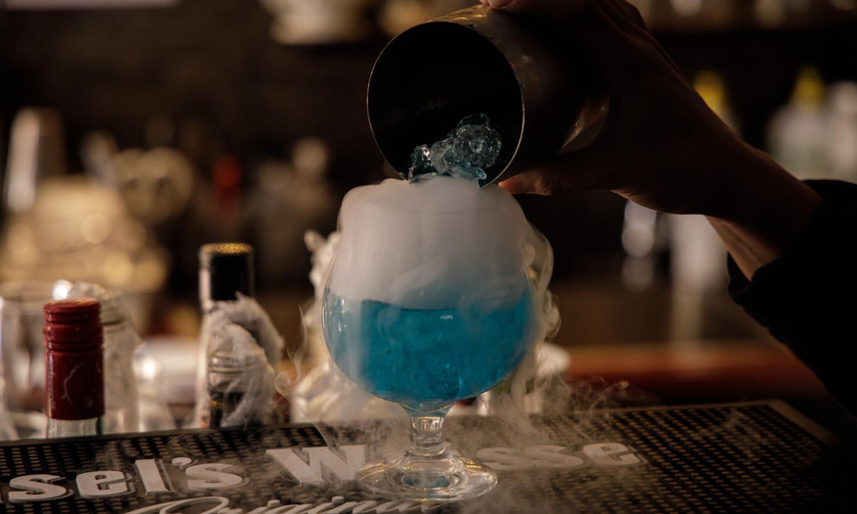 The Sorcerer's Bar