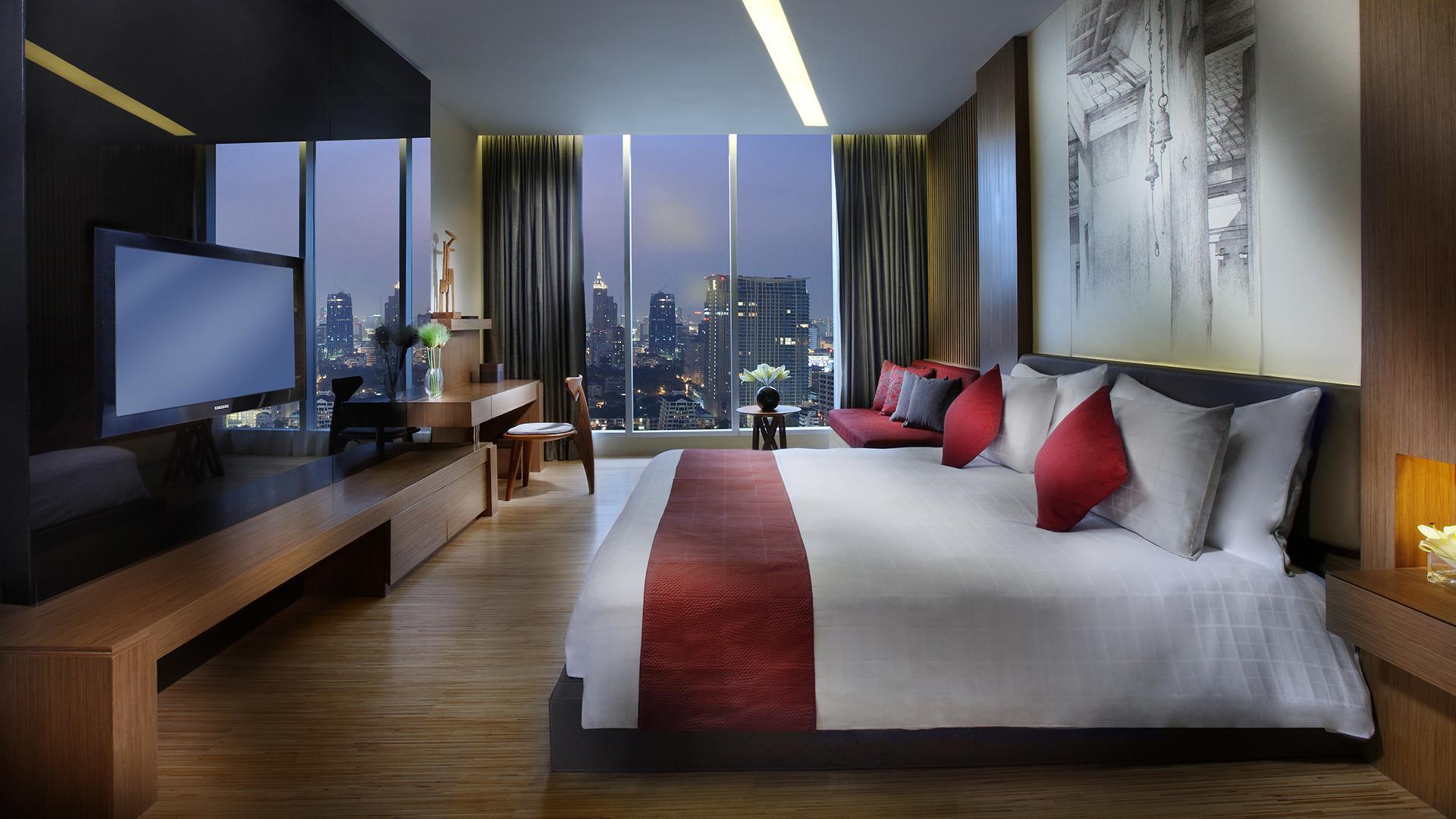 SO Cozy image 1 at SO/ Bangkok by null, Krung Thep Maha Nakhon, Thailand