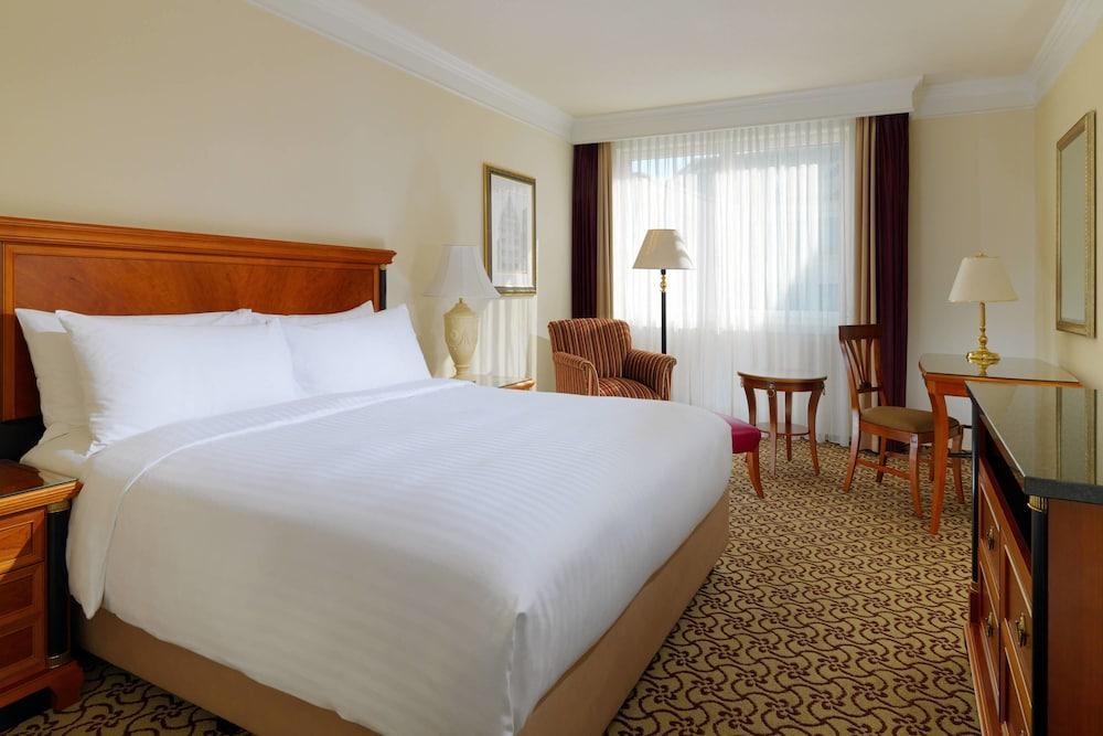 image 1 at Leipzig Marriott Hotel by Am Hallischen Tor 1 Leipzig SN 04109 Germany