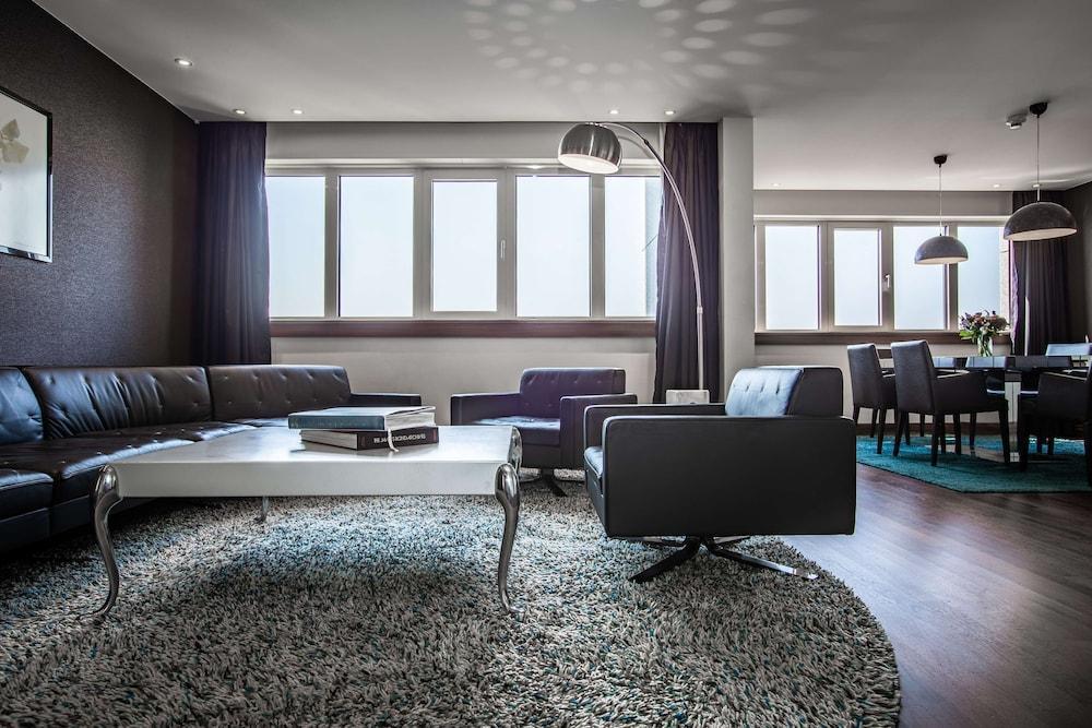 image 1 at Radisson Blu Hotel, Hamburg by Marseiller Strasse 2 Hamburg HH 20355 Germany