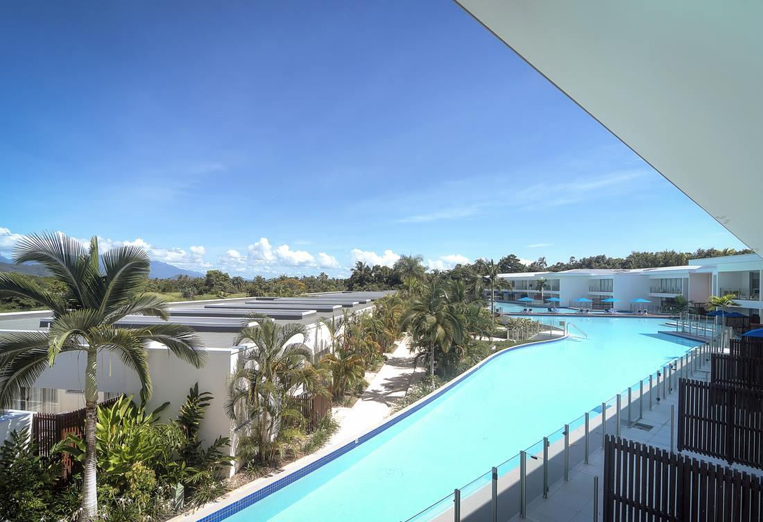 Two Bedroom Pool View Apartment image 1 at Pool Resort Port Douglas - OCT 2018 by Douglas Shire, Queensland, Australia