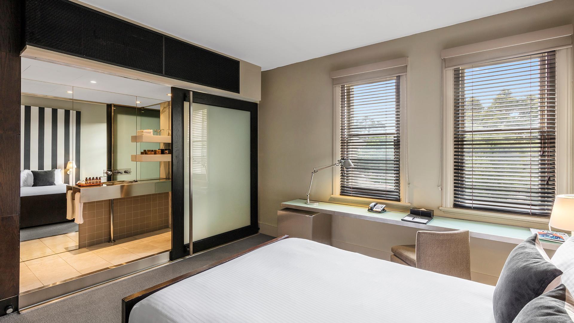 Heritage Room image 1 at Lancemore Mansion Hotel Werribee Park by City of Wyndham, Victoria, Australia