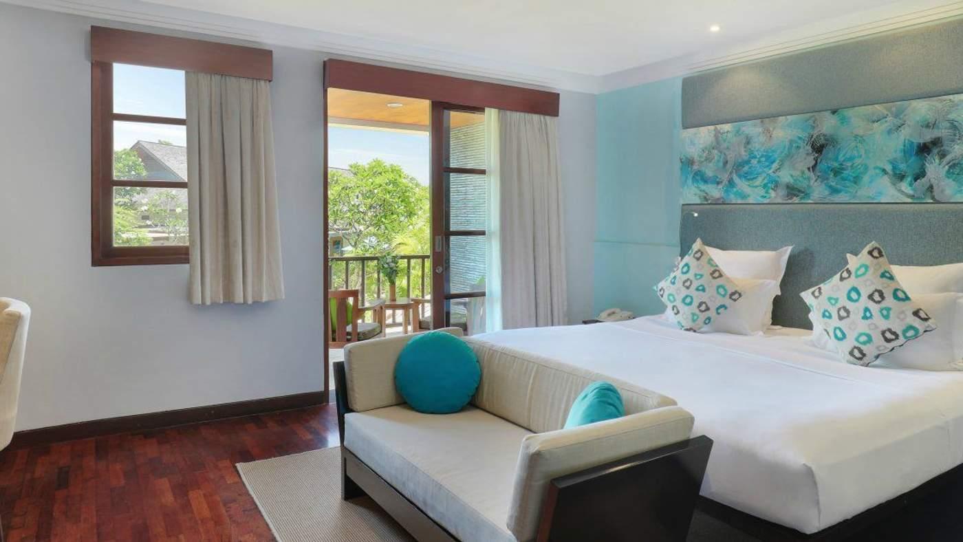Deluxe Room image 1 at Novotel Bali Nusa Dua by Kabupatén Badung, Bali, Indonesia