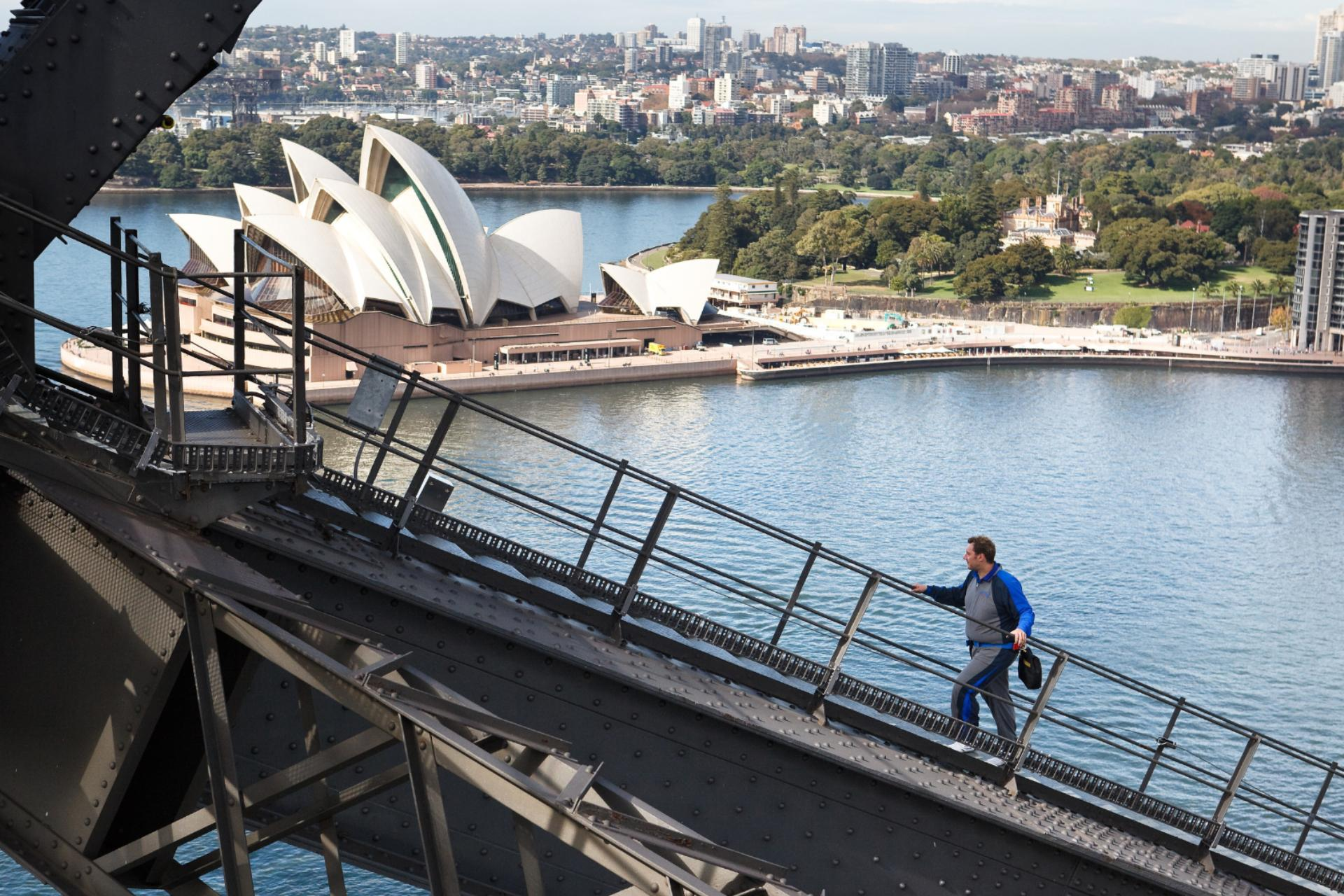 Sydney Harbour BridgeClimb