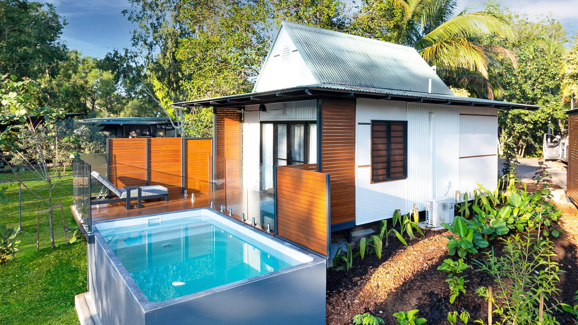 Tropical Pool Villa image 1 at Mercure Darwin Airport Resort by Darwin Municipality, Northern Territory, Australia
