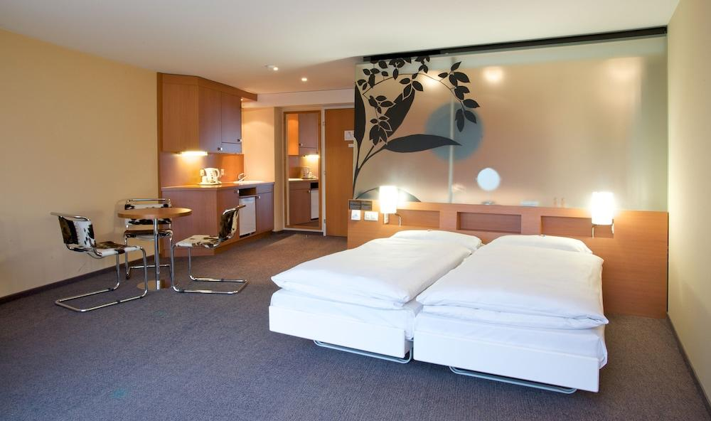 image 1 at Alpha-Palmiers Hotel by Fassbind by Rue du Petit-Chene 34 Lausanne VD 1003 Switzerland