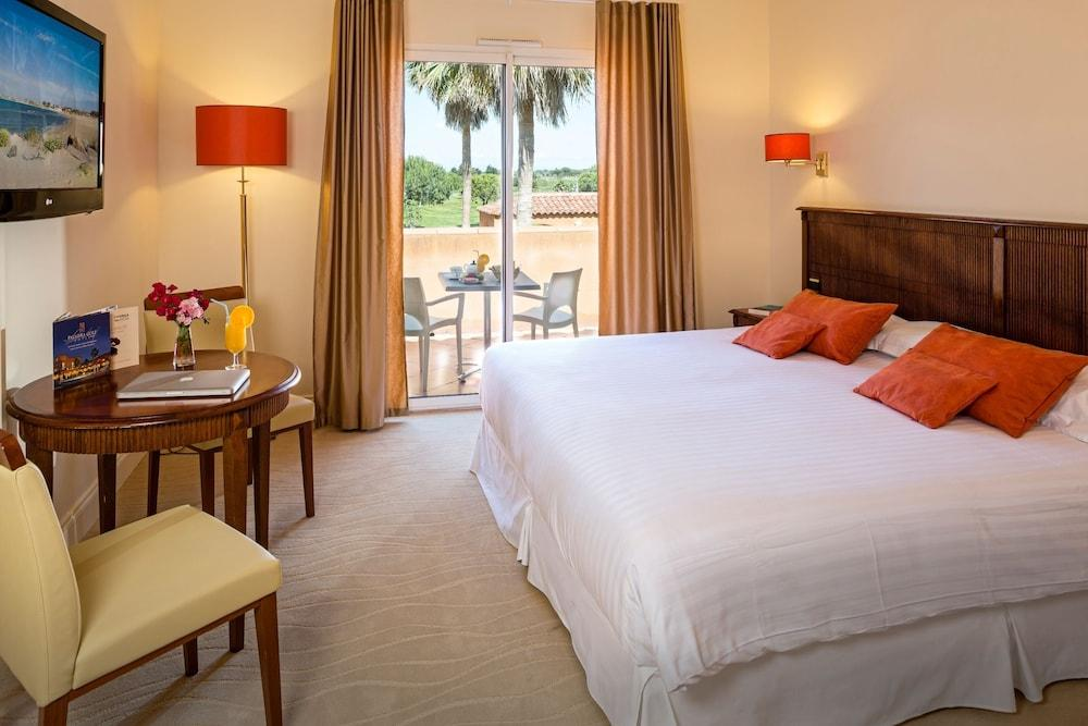 image 1 at Le Palmyra Golf Hotel by 4 Avenue des Alizes Cap d'Agde Agde Herault 34300 France